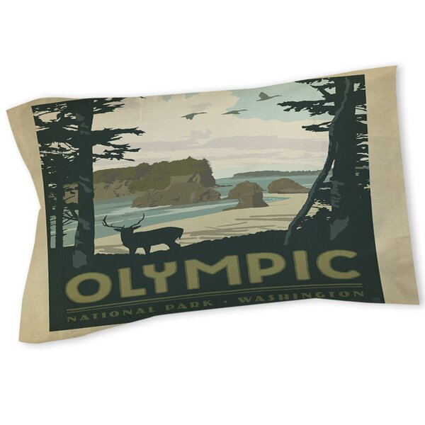 Olympic Sham by Manual Woodworkers & Weavers