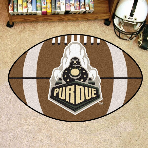 NCAA Purdue University Football Doormat by FANMATS