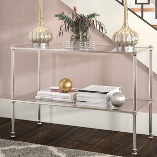 Review Karsten Sofa/Console Table By Willa Arlo Interiors