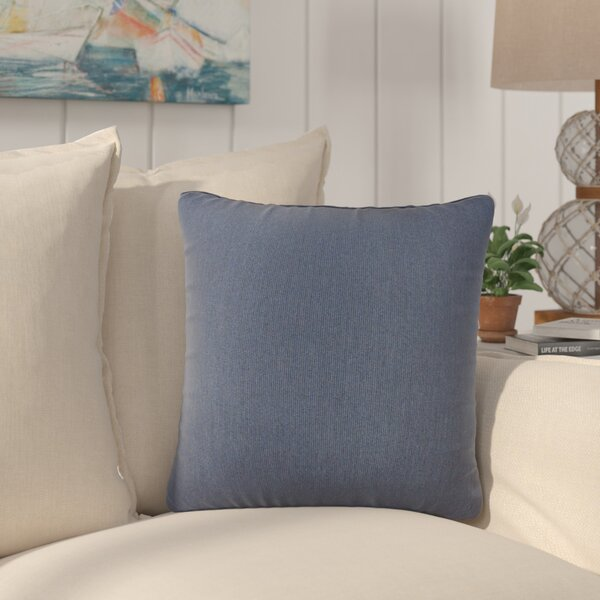Granada Indoor/Outdoor Sunbrella Throw Pillow (Set of 2) by Breakwater Bay