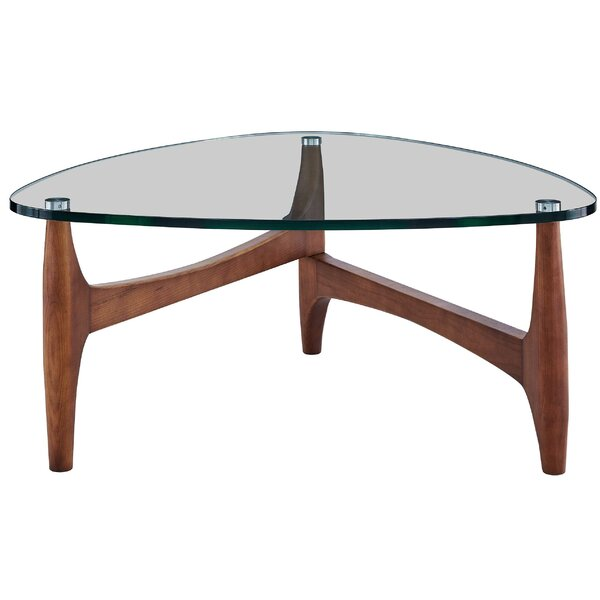 Smyth 3 Legs Coffee Table By Corrigan Studio
