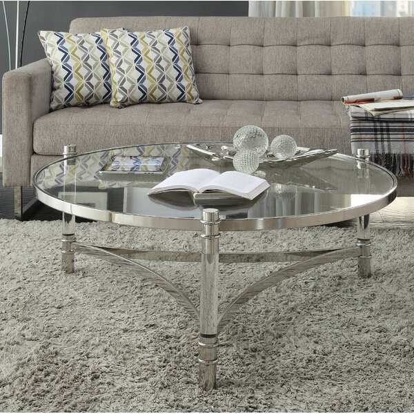 Gasaway Coffee Table by Everly Quinn