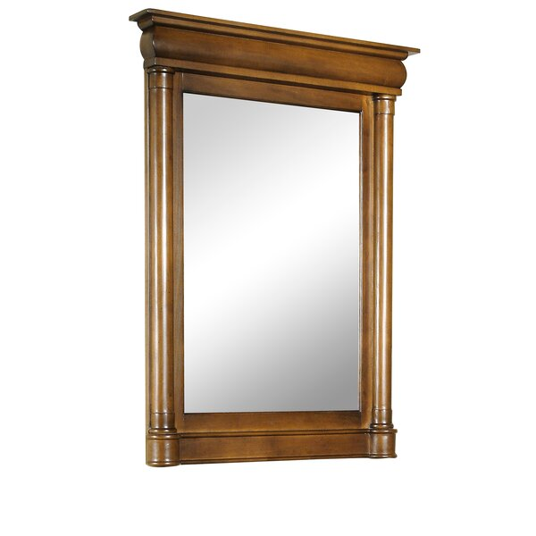 John Adams Large Vanity Mirror by Kaco International