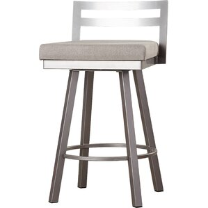 Swivel Bar Chair swivel barstools you'll love | wayfair