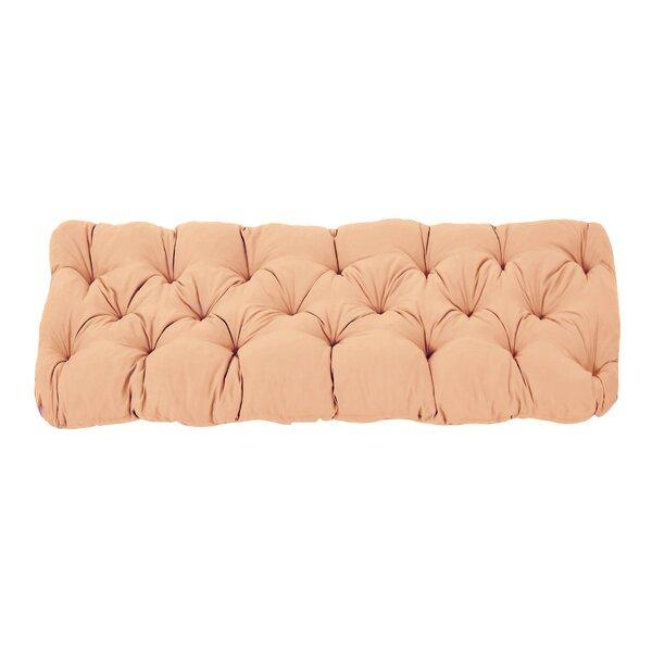 Indoor/Outdoor/Indoor Bench Cushion by Winston Porter