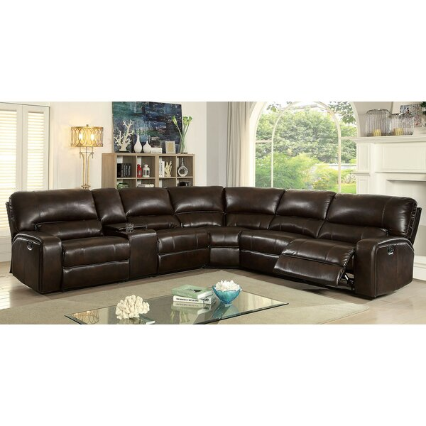 Montecito Reclining Sectional by Darby Home Co