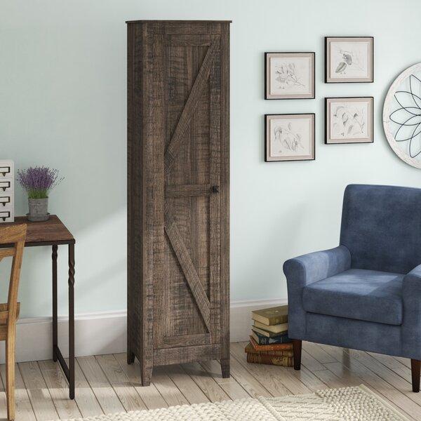 Cerna Mid-Century Storage Cabinet By Gracie Oaks