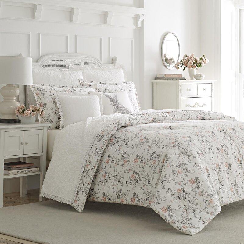Laura Ashley Home Bedding You\'ll Love | Wayfair