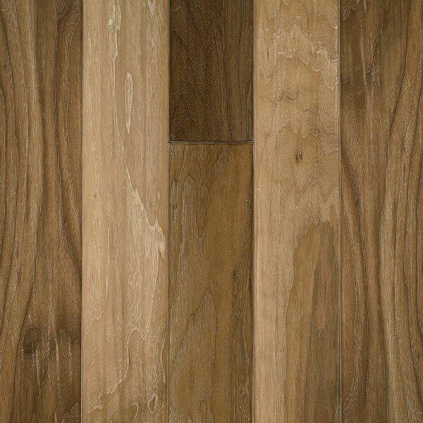 Century Farm 5 Engineered Walnut Hardwood Flooring in Summer White by Armstrong Flooring