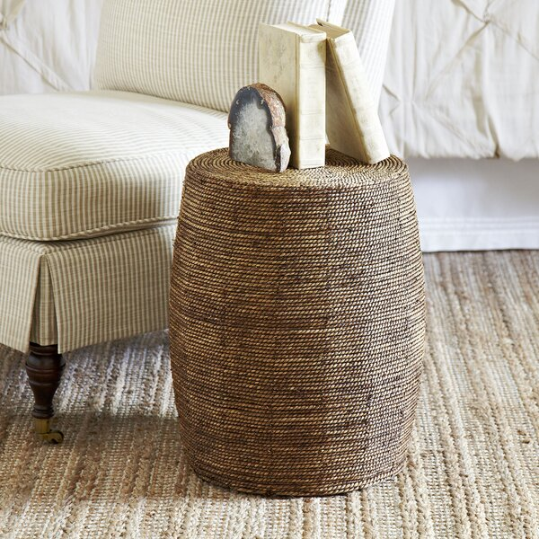 Naples Seagrass Stool by Birch Lane™