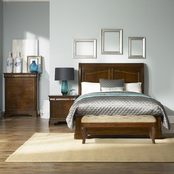 Johnston Panel Headboard by Birch Lane™ Heritage