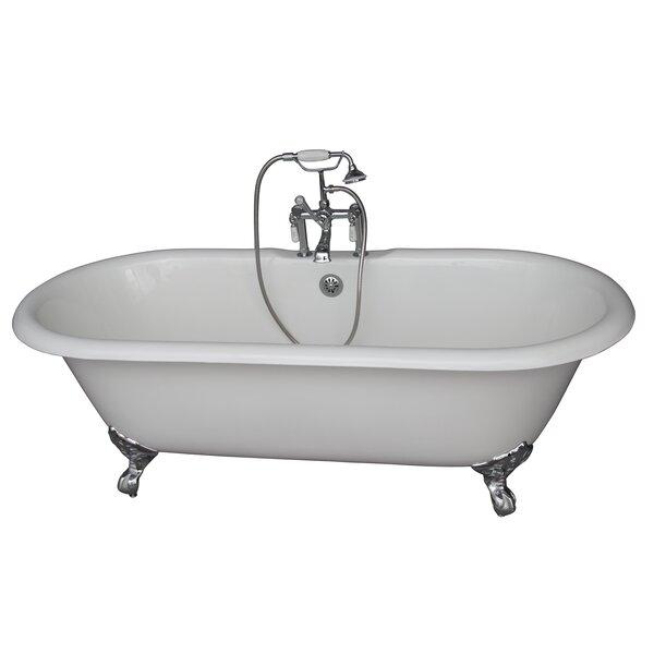 67 x 31 Soaking Bathtub Kit by Barclay