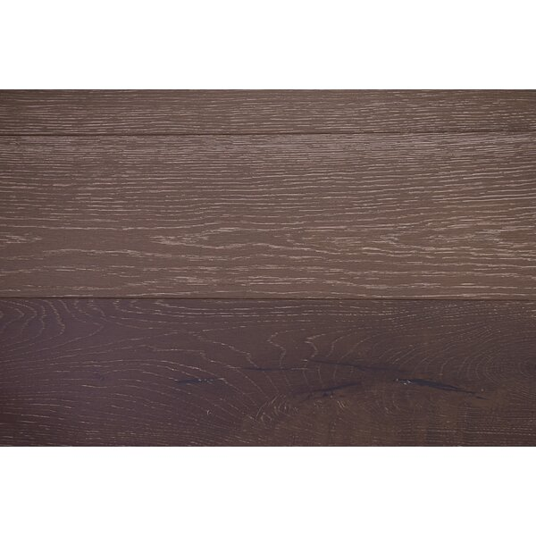 Santorini 7-1/2 Engineered Oak Hardwood Flooring in Granola by Branton Flooring Collection
