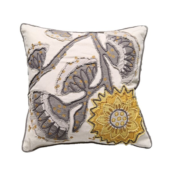 Eckman Throw Pillow by Bungalow Rose