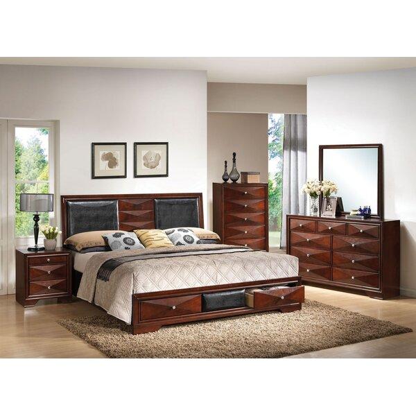 Keller Upholstered Storage Platform Bed by Orren Ellis