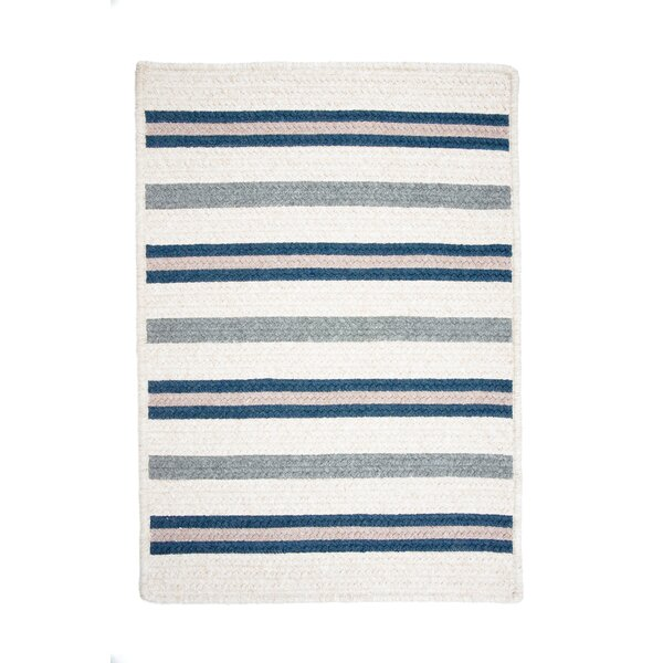 Allure Polo Blue Area Rug by Colonial Mills