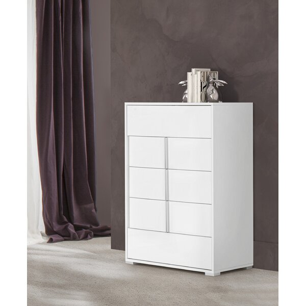 Amba 5 Drawer Chest by Latitude Run