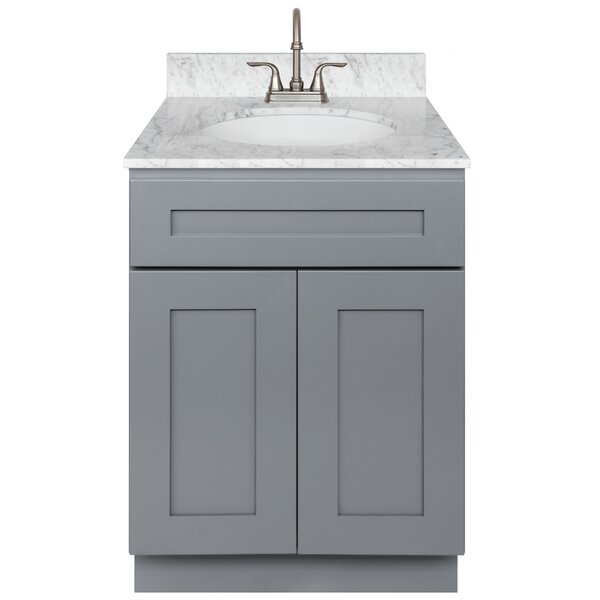 Souther 24 Single Bathroom Vanity Set by Winston Porter