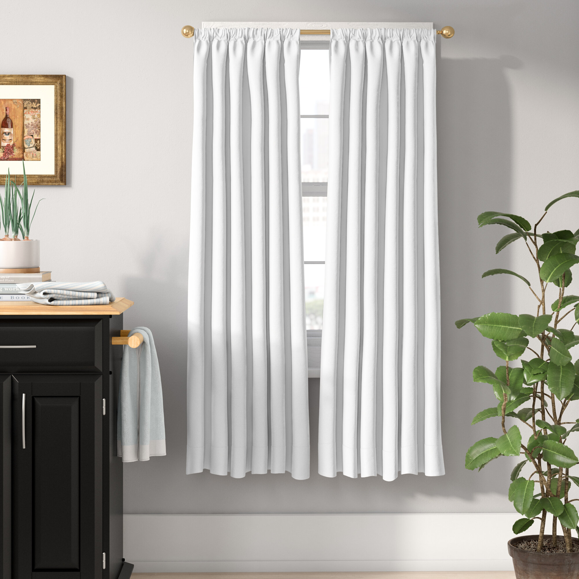today thermal wide blackout garden inch curtains product curtain overstock shipping extra aurora free home panel x