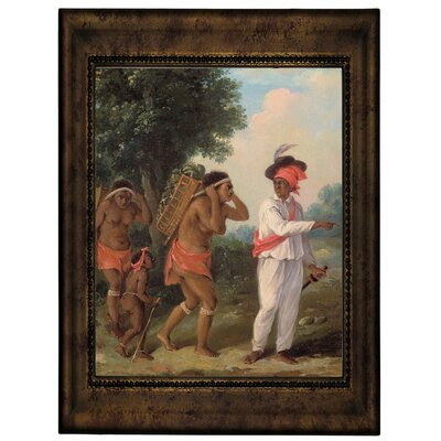 Astoria grand west indian man of color directing two carib women west indian man of color directing two carib women with a child 1780 gumiabroncs Gallery