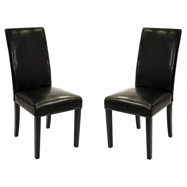 Upholstered Dining Chair (Set of 2) by Armen Living