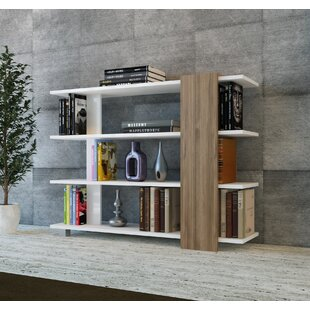 Read Reviews Camron Accent Standard Bookcase By Ivy Bronx