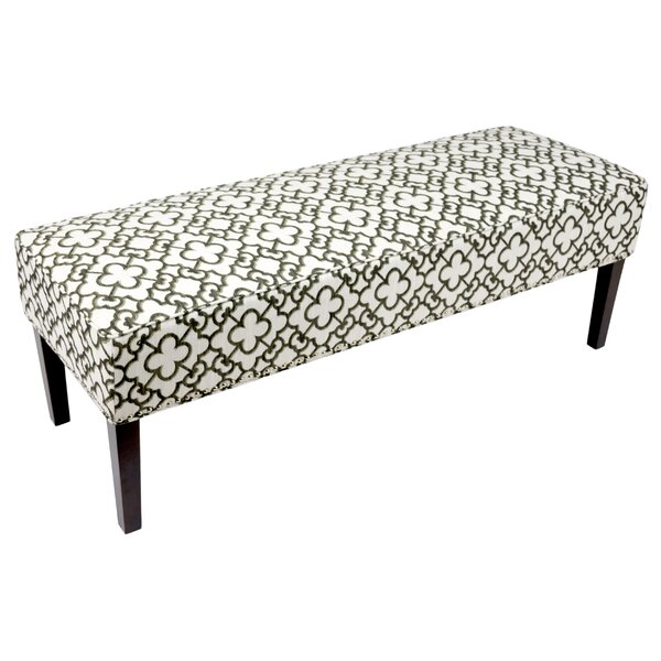 Morethampstead Upholstered Bench By Rosdorf Park