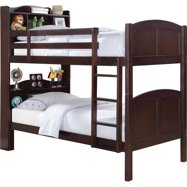 Tony Twin over Twin Bunk Bed by Wildon Home ®