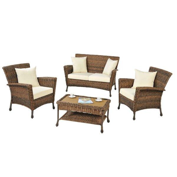 Kohut Sofa Seating Group by Bayou Breeze