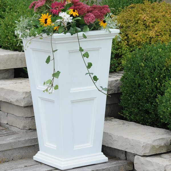 Fairfield Self-Watering Plastic Pot Planter by Mayne Inc.