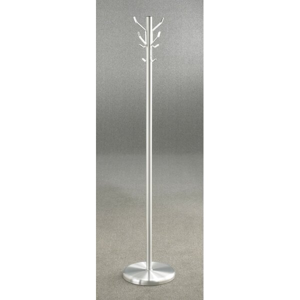 Utility Hook Coat Tree by Glaro, Inc.