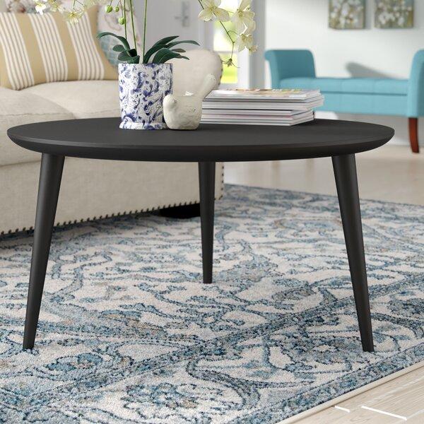 Hovis 3 Legs Coffee Table By Mercury Row