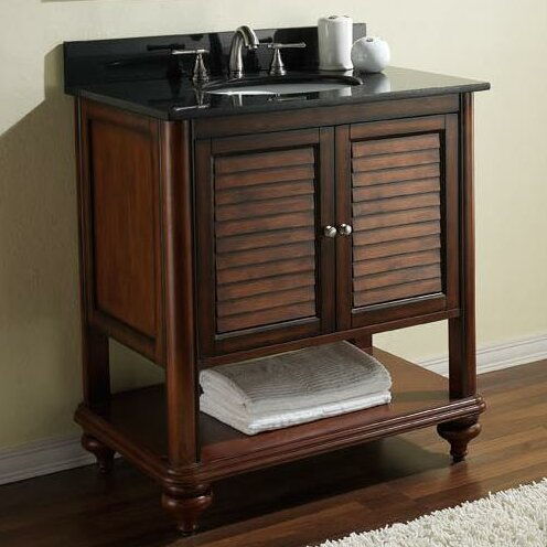Earl 31 Single Bathroom Vanity Set by Bay Isle Home