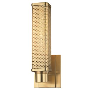Best Choices Oxon Hill 1-Light Wall Sconce By Brayden Studio