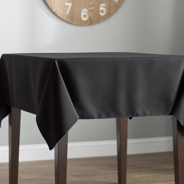 Wayfair Basics Poplin Square Tablecloth by Wayfair