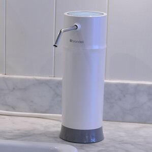 H2O  Pearl Countertop Water Filter System by Brondell
