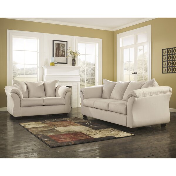Cedillo 2 Piece Living Room Set by Winston Porter