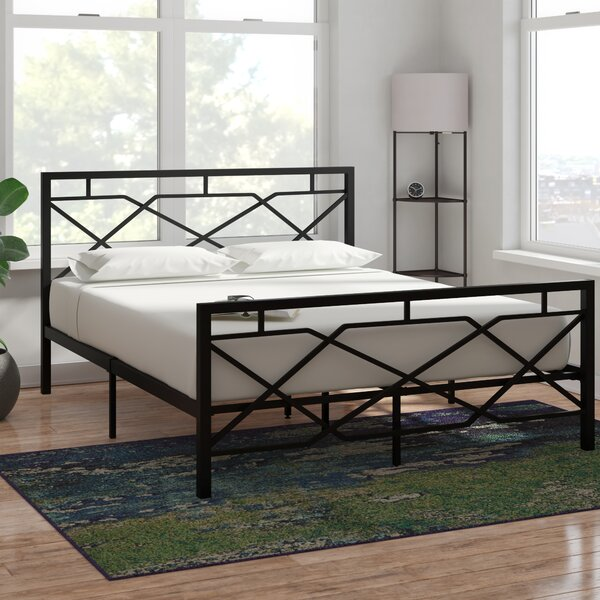 Reale Platform Bed by Wrought Studio