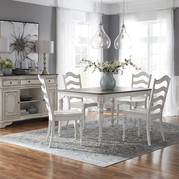 5 Piece Dining Set by Ophelia & Co.
