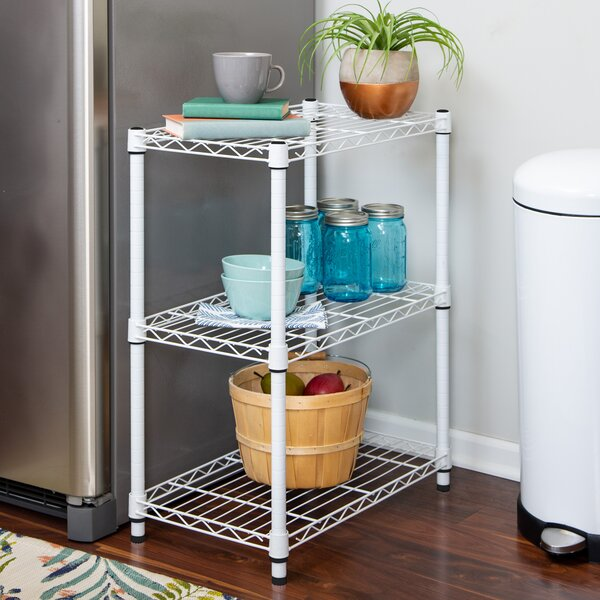Starter 30 H x 24 W Shelving Unit by Honey Can Do