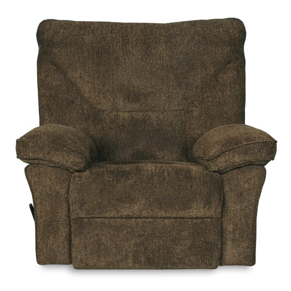 Algillo Fixed Base Manual Recliner by Loon Peak