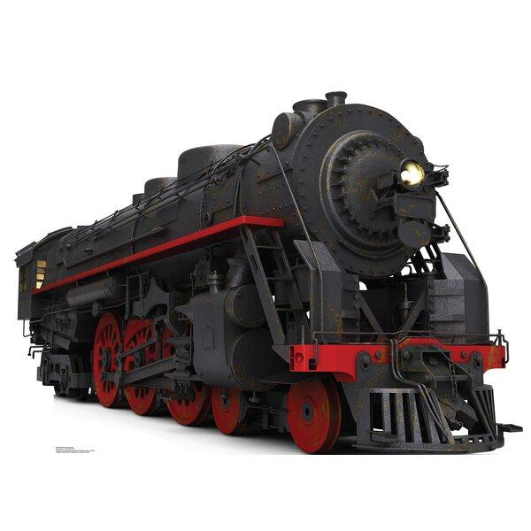 Steam Train Cardboard Standup by Advanced Graphics