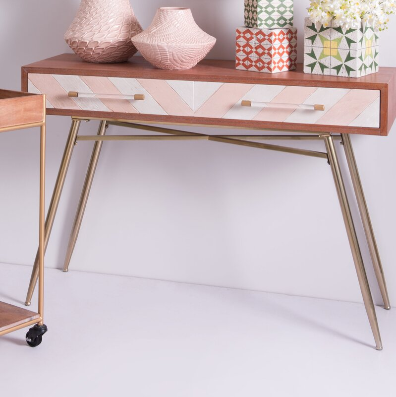 Christy Console Table design inspiration Interior Design Inspiration: Scandinavian Console Tables Christy Console Table