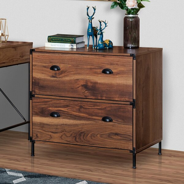 Orman 2-Drawer Lateral Filing Cabinet