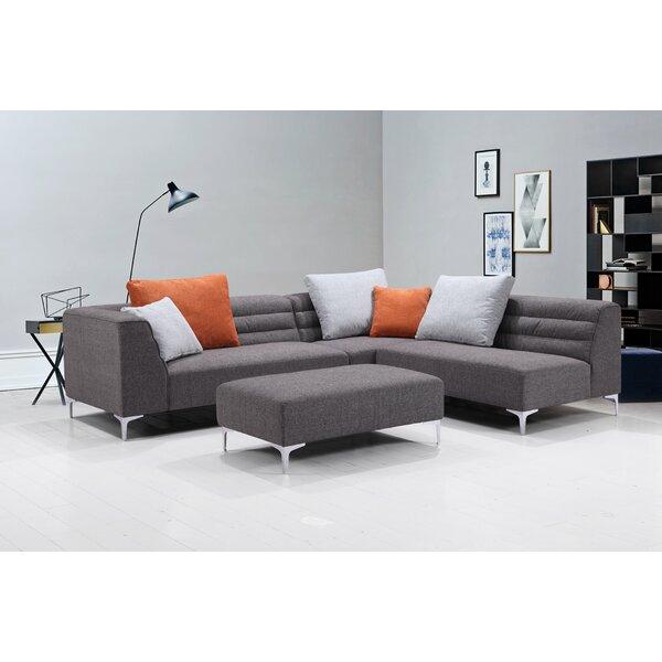 Looking for Uyen Versatile Living Room Modular Sectional By Orren Ellis Best Design
