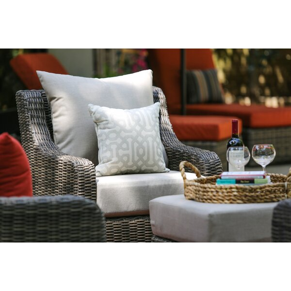 Valentin Patio Chair With Sunbrella Cushions By Laurel Foundry Modern Farmhouse