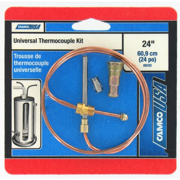 24 Universal Thermocouple Kit by Camco