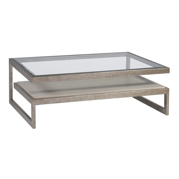 Sled Coffee Table With Storage By Artistica Home