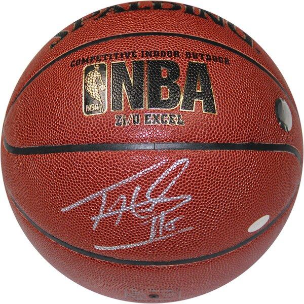 Tim Hardaway Signed Zi/O Basketball by Steiner Sports
