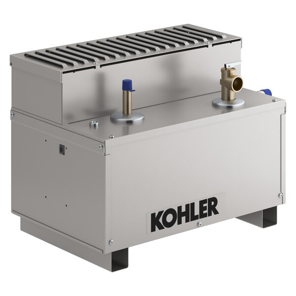 Invigoration™ Series 13kW Steam Generator by Kohler